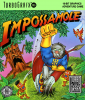 Impossamole NEC TurboGrafx 16 cover artwork