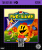 Pac-Land NEC TurboGrafx 16 cover artwork