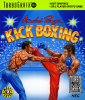 Panza Kick Boxing NEC TurboGrafx 16 cover artwork