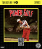 Power Golf NEC TurboGrafx 16 cover artwork