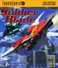 Soldier Blade NEC TurboGrafx 16 cover artwork