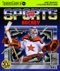 TV Sports Hockey NEC TurboGrafx 16 cover artwork