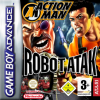 Action Man - Robot Atak Nintendo Game Boy Advance cover artwork