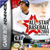 All-Star Baseball 2004 Nintendo Game Boy Advance cover artwork