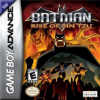 Batman - Rise of Sin Tzu Nintendo Game Boy Advance cover artwork