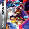 Battle B-Daman - Fire Spirits! Nintendo Game Boy Advance cover artwork