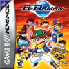 Battle B-Daman Nintendo Game Boy Advance cover artwork