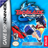 Beyblade V-Force - Ultimate Blader Jam Nintendo Game Boy Advance cover artwork