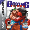 Boxing Fever Nintendo Game Boy Advance cover artwork