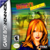 Britney's Dance Beat Nintendo Game Boy Advance cover artwork