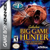 Cabela's Big Game Hunter - 2005 Adventures Nintendo Game Boy Advance cover artwork