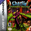 Charlie and the Chocolate Factory Nintendo Game Boy Advance cover artwork
