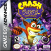 Crash Bandicoot Purple - Ripto's Rampage Nintendo Game Boy Advance cover artwork