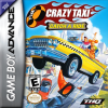 Crazy Taxi - Catch a Ride Nintendo Game Boy Advance cover artwork