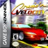 Cruis'n Velocity Nintendo Game Boy Advance cover artwork