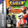 Cubix - Robots for Everyone - Clash 'N Bash Nintendo Game Boy Advance cover artwork