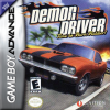 Demon Driver - Time to Burn Rubber! Nintendo Game Boy Advance cover artwork