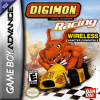 Digimon Racing Nintendo Game Boy Advance cover artwork