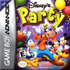 Disney's Party Nintendo Game Boy Advance cover artwork