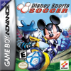 Disney Sports - Soccer Nintendo Game Boy Advance cover artwork