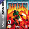 Doom Nintendo Game Boy Advance cover artwork