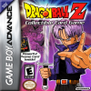 Dragon Ball Z - Collectible Card Game Nintendo Game Boy Advance cover artwork
