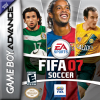 FIFA Soccer 07 Nintendo Game Boy Advance cover artwork