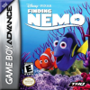 Finding Nemo Nintendo Game Boy Advance cover artwork