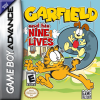 Garfield and His Nine Lives Nintendo Game Boy Advance cover artwork