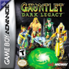 Gauntlet - Dark Legacy Nintendo Game Boy Advance cover artwork