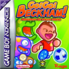Go! Go! Beckham! - Adventure on Soccer Island Nintendo Game Boy Advance cover artwork