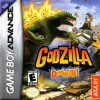 Godzilla - Domination! Nintendo Game Boy Advance cover artwork
