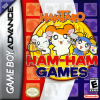 Hamtaro - Ham-Ham Games Nintendo Game Boy Advance cover artwork