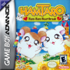 Hamtaro - Ham-Ham Heartbreak Nintendo Game Boy Advance cover artwork