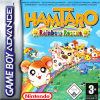 Hamtaro - Rainbow Rescue Nintendo Game Boy Advance cover artwork