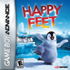 Happy Feet Nintendo Game Boy Advance cover artwork
