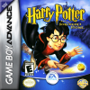 Harry Potter and the Sorcerer's Stone Nintendo Game Boy Advance cover artwork