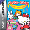 Hello Kitty - Happy Party Pals Nintendo Game Boy Advance cover artwork