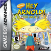 Hey Arnold! - The Movie Nintendo Game Boy Advance cover artwork