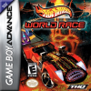 Hot Wheels - World Race Nintendo Game Boy Advance cover artwork