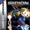 Iridion II Nintendo Game Boy Advance cover artwork