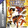 Justice League Chronicles Nintendo Game Boy Advance cover artwork