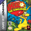 Kao the Kangaroo Nintendo Game Boy Advance cover artwork