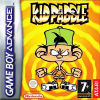 Kid Paddle Nintendo Game Boy Advance cover artwork
