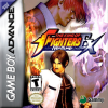 King of Fighters EX, The - NeoBlood Nintendo Game Boy Advance cover artwork