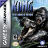 Kong - The 8th Wonder of the World Nintendo Game Boy Advance cover artwork
