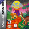 Land Before Time, The Nintendo Game Boy Advance cover artwork