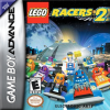 LEGO Racers 2 Nintendo Game Boy Advance cover artwork