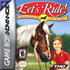 Let's Ride! - Sunshine Stables Nintendo Game Boy Advance cover artwork