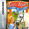 Let's Ride! - Friends Forever Nintendo Game Boy Advance cover artwork